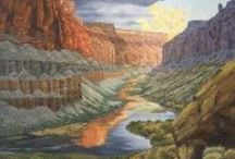 Grand Canyon Artists & Photographers