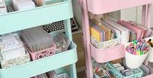 Creative Storage & Organization / Kudos to these people who have it all together.  | Home | Decor | Organization | Kids | DIY | Nursery | Closet |