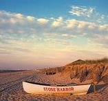 """Stone Harbor, NJ / """"Cause down the shore everything's alright..."""" Bruce Springsteen. Proud to be a small brand from this beautiful beach town! 