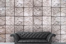 Wallpaper and Contact Papers Industrial Designs / Realistic industrial style designs