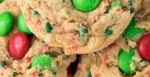Christmas Recipes / Tasty recipes for Christmas dishes. Ok, they're mostly cookies and drinks....