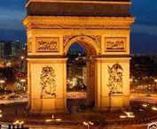 Paris / Exciting, romantic breathtaking city