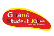 Ghana Student Jobs / This is a small example for portfolio of the http://ghanastudentjob.com/