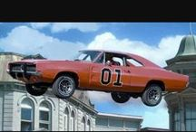 The Dukes of hazzard & General lee / The Dukes of Hazzard is an American action-comedy television series that aired on CBS from January 26, 1979, to February 8, 1985. The show aired for a total of 147 episodes spanning seven seasons. The series was inspired by the 1975 film Moonrunners.  Cast: Tom Wopat / Luke Duke John Schneider / Bo Duke Catherine Bach / Daizy Duke Jesse Duke / Denver Pyle Sheriff Rosco P. Coltrane / James Best Boss Hogg / Sorrell Booke Cooter Davenport	/ Ben Jones
