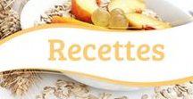 Recettes / Recettes saines pour les régimes, comment préparer des repas équilibrés pour un régime