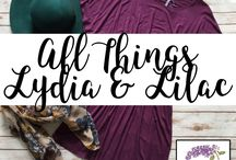 All Things Lydia & Lilac / You will find all of Lydia & Lilac's curated boutique pieces here!  Check out lydiaandlilac.com for more!