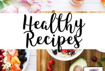 Healthy Recipes / We are always looking for delicious, healthy recipes at lydiaandlilac.com.  It's always a bonus when the kids love them too!
