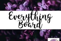 Everything Board