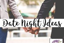 Date Night Ideas / Date night ideas.  For something to wear check out lydiaandlilac.com