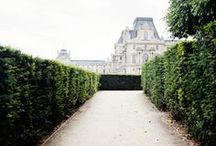 Je t'aime Paris! / My Favorite place on earth!