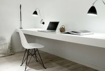 | HOME OFFICE | / Inspiring work desks and home office spaces