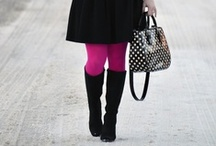 My Style - Looks with Tights