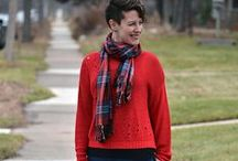My Style - Looks with Scarves