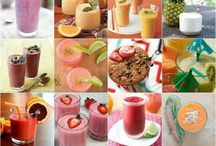 Healthy Recipes / by Abby Combs