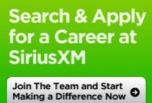 Open Jobs at SiriusXM / Please review and refer anyone looking for work. Thanks! / by Jason Wicker