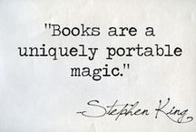 Books / by Karen/Sarah Piekarsky