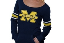 Michigan Wolverines Gear / by Fanatics ®