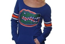 Florida Gators Gear / Savor the adrenaline of gameday with officially licensed Florida Gators apparel and merchandise from the ultimate sports store! Sport your enthusiasm for University of Florida athletics with licensed Florida Gators jerseys, T-Shirts, hats and sweatshirts from Football Fanatics. Get your Florida clothing and gear from the Ultimate Sports Store and take advantage of our low $4.99 3-day shipping on your entire order!  / by Fanatics ®