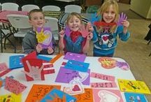 For Kids / Activities, games, crafts, and songs, to bring the Gospel and disability awareness to kids! / by Joni and Friends