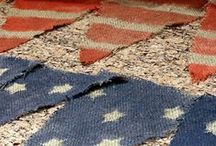 Holiday Crafts - 4th of July and Patriotic / 4th July and fun patriotic crafts with Canvas Corp