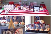 Party Ideas / by Alicia Pharis