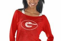 Georgia Bulldogs Gear / Savor the adrenaline of gameday with officially licensed Georgia Bulldogs apparel and merchandise from the ultimate sports store! Sport your enthusiasm for University of Georgia athletics with licensed Georgia Bulldogs jerseys, T-Shirts, hats and sweatshirts from Football Fanatics. Get your Georgia clothing and gear from the Ultimate Sports Store and take advantage of our low $4.99 3-day shipping on your entire order! How Bout Them Dawgs! / by Fanatics ®