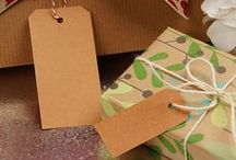 Greeting Cards, Gift Tags and Invitations / Greeting cards - giving you the words you wish you could say.