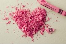tickle me pink  / by Lauren Goldberg