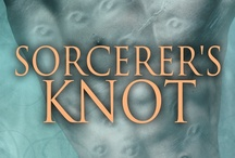 Sorcerer's Knot / Book covers, photos, drawings, illustrations and anything else to do with this book. Many of the photos and images were used for inspiration in writing the story.