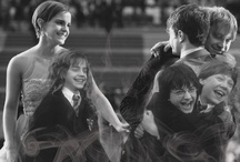 All Things Harry Potter / by Alissa Pankaskie