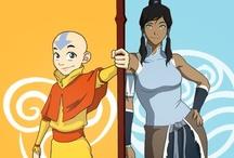 Avatar: Aang and Korra  / by Alissa Pankaskie