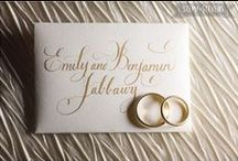 Stationery & Typography  / by Jaclyn L Photography
