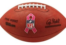 Breast Cancer Awareness / October is Breast Cancer Awareness Month! Join your favorite team in the fight against breast cancer and show your support through your favorite pink merchandise! Best of all, a percentage of the proceeds from every item sold will go towards finding a cure! http://pin.fanatics.com/pages/FF_NFL_Breast_Cancer_Awareness/source/pin-bca-board-sclmp / by Fanatics ®