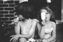 black and white  / by Lauren Goldberg