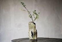 Foraged Centerpieces  / Paint a master centerpiece with fresh native finds.  / by COYUCHI