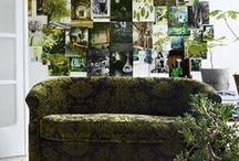 Inside Out (side) / Inspiring ways to bring your garden inside.  / by COYUCHI
