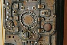 Steampunk / Jewelry, home decor and absolutely cool steampunk stuff.