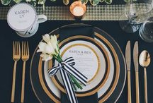 Elegant Tablescapes / by Jaclyn L Photography