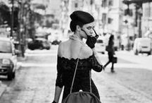 Tres Chic! / A girl should be two things... classy & fabulous! - coco chanel
