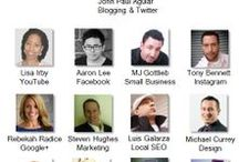 Favorite Bloggers / Great bloggers to follow and learn from.