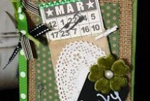 Holiday Crafts - St. Patrick's Day / St. Patrick's Day Craft ideas and inspiration