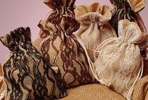 Burlap Creations / So Many Things to Do with Burlap, and So Little Time!