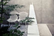 | GREENS AND OUTDOOR SPACES | /      Lets escape to an oasis in nature      *  *  *      Beautiful courtyards and gardens      *  *  *      Inspiring outdoor spaces             *  *  *      Mostly minimal, a bit of concrete, some wood and lots of green