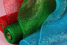 Deco Mesh / Awesome Creations with Deco Mesh
