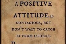 Staying Positive / Positivity