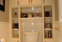 Bathroom Decor / by Tina Mercer