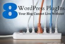 Favorite Wordpress Plugins / Great plugins to use with #Wordpress and I'm not a fan of using many :) / by Inspire To Thrive