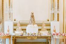 Reception Yummies / by Jaclyn L Photography