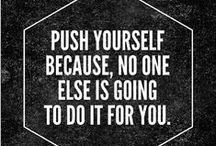 Let's Get Motivated Today! / Motivation quotes to get you motivated today!