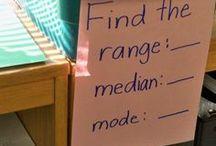Math Teaching Ideas / by Vanessa Aguilar